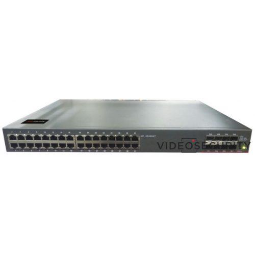 Hikvision DS-3E3740 40 portos switch L3 32 1000M ethernet port + 8 10G SFP+uplink port