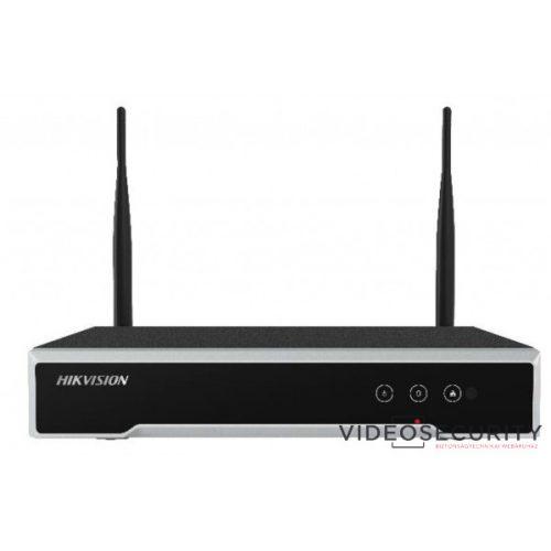 Hikvision DS-7104NI-K1/W/M 4 csatornás WiFi NVR 50/40 Mbps be-/kimeneti sávszélesség