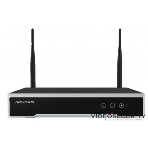 Hikvision DS-7104NI-K1/W/M 4 csatornás WiFi NVR; 50/40 Mbps be-/kimeneti sávszélesség