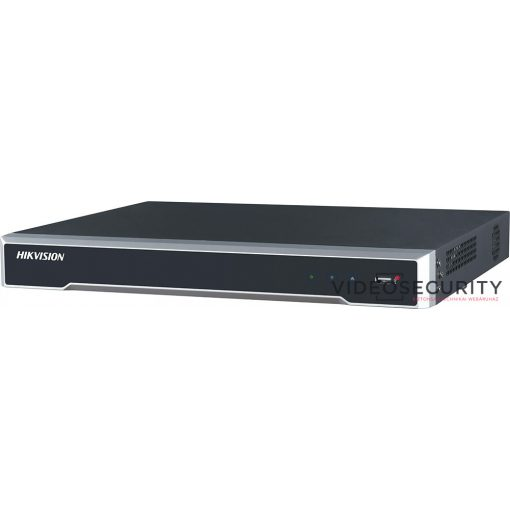 Hikvision DS-7616NI-Q2 16 csatornás NVR; 160/80 Mbps be-/kimeneti sávszélesség