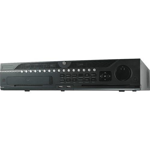 32 csatornás THD DVR; 8MP@8fps; 5MP@12fps; 4MP@15fps; 1080p@25fps; max.64×12MP IP