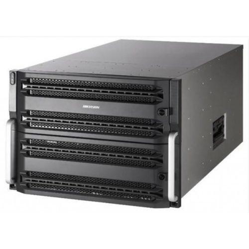 Hikvision DS-A72024R-CVS Adattároló rendszer; 300 csatorna (2Mbps) rögzítés + 64 csatorna (2Mbps) playback; 24x HDD; RAID