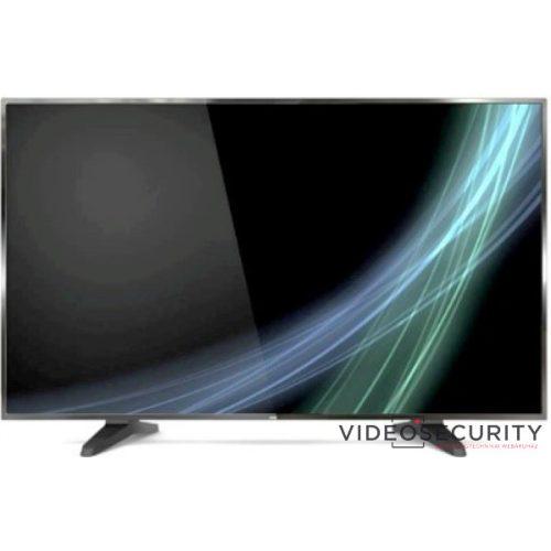 """Hikvision DS-D5043QE 43"""" LED monitor 178° betekintési szög Full HD felbontás 24/7 működés 1200:1 kontraszt"""