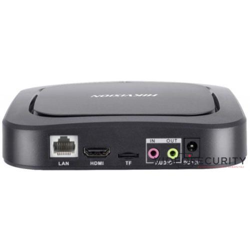 Hikvision DS-D60C-B Digitális információs box hagyományos kijelzőkhöz Android HDMI