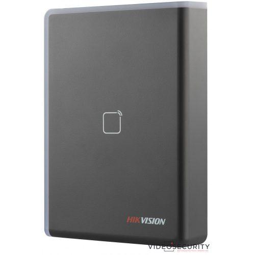 Hikvision DS-K1108E Kártyaolvasó 125 kHz (EM) RS485 vagy Wiegand kimenet kültéri