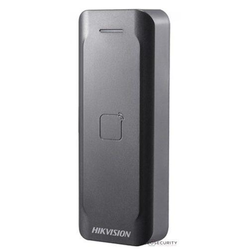 Hikvision DS-K1802M Kártyaolvasó 13,56 MHz Wiegand kimenet kültéri