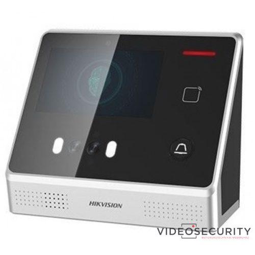 Hikvision DS-K1T605E Arcfelismerő beléptető vezérlő terminál EM kártyaolvasás