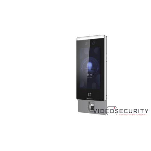 """Hikvision DS-K1T671TMFW 7"""" MinMoe arcfelismerő beléptető vezérlő terminál ujjnyomat- és Mifare kártyaolvasó RS485/WG WiFi"""