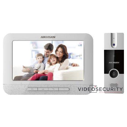 Hikvision DS-KIS202 Analóg video-kaputelefon szett