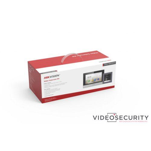 Hikvision DS-KIS602 Egylakásos IP video-kaputelefon szett intercom 2.0