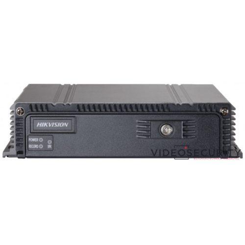 Hikvision DS-MP5604-SD/GLF/WI58 4+1 csatornás mobil THD DVR 1080p@12fps 2x SD kártya foglalat 4G 5.8GHz WiFi
