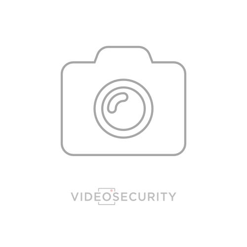 """Nestron FTB-KMT02 Műanyag figyelmeztető tábla: """"A településen térfigyelő rendszer működik"""" 210x300x1 mm"""