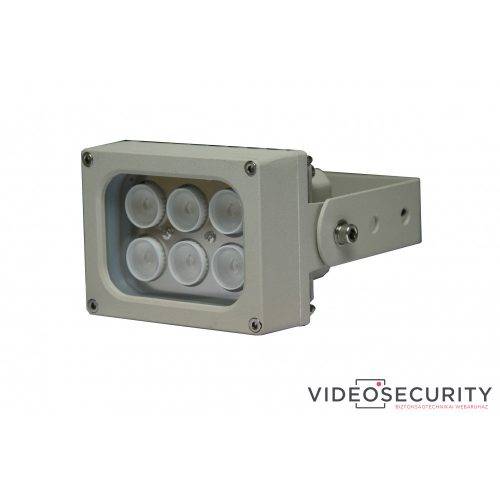 Nestron IRLSS15/90/12 High power infralámpa - S Line/szögletes/15°/90 m/12 VDC
