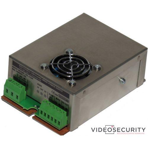 Makrai ME.280-14/20ASW-PKI Szünetmentesíthető intell. tápegység 230VAC/12VDC-13.8 VDC 20 A akkumulátor töltés hibakontaktus