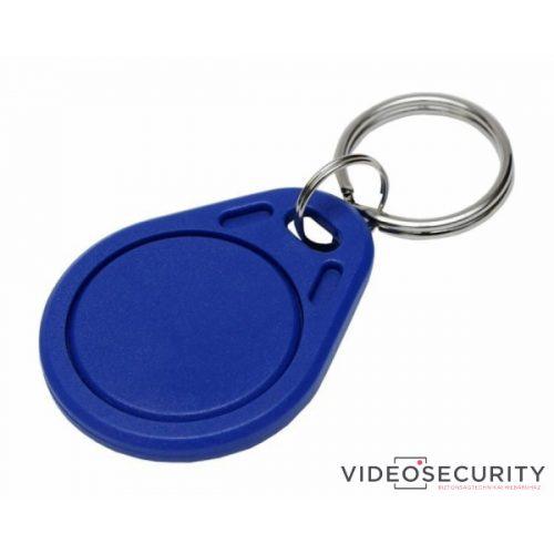 Nestron RFID-KFM-KEK Beléptető kulcstartó tag; Mifare; kék