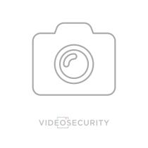 Roshni hangjelző; piros; 24 VDC; hátsó kábelvezetés