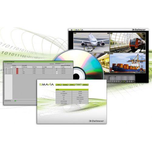 3rd party licence csomag 1 IP kamerához