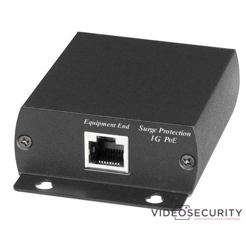 Nestron SP006PH IP PoE túlfeszültségvédő 1G PoE villámvédelemmel párban használandó!
