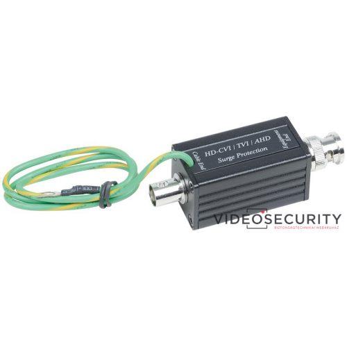 Nestron SP009 HD-TVI/HD-CVI/AHD túlfeszültségvédő koaxiális kábelre