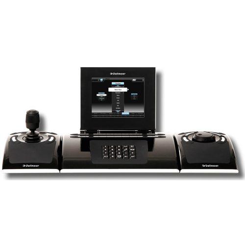 Joystick kezelőegység beépített képernyővel; 3D; SeMSy3 támogatása; USB