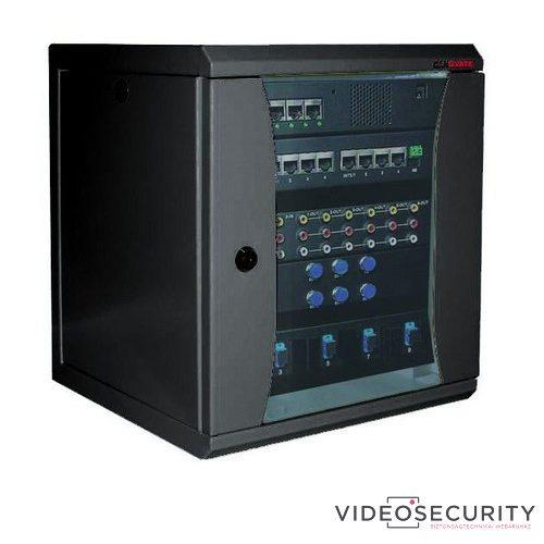 """Canovate WCT-9-0633A 6U SohoLine 10"""" 316x310 mm faliszekrény"""